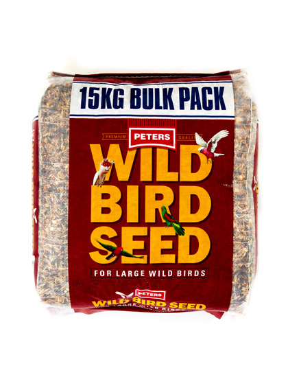 Peters Wild Bird Seed for large birds