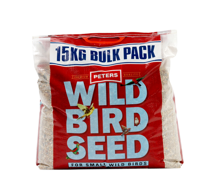 Peters Wild Bird Seed for small birds