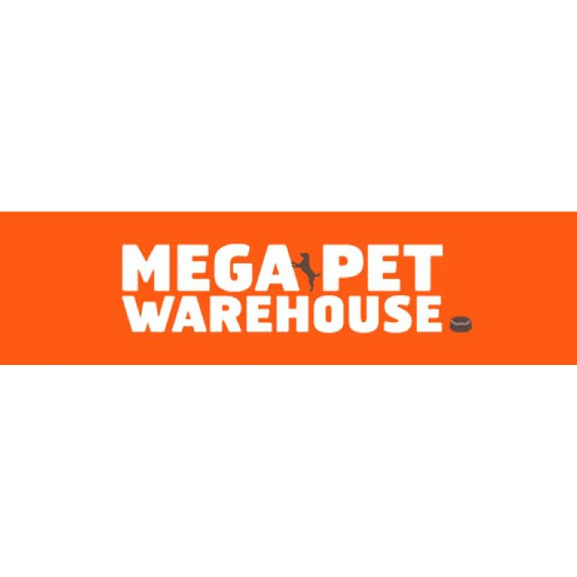 Mega Pet Warehouse Logo 1920 by 1920 px