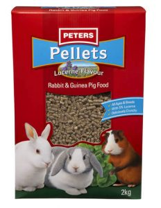 Peters Pellets 2kg